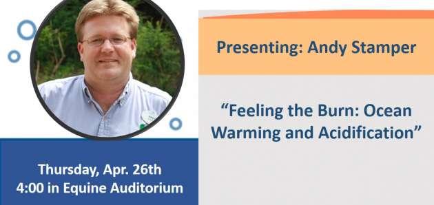 Seminar by Andy Stamper