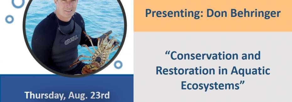 Don Behringer Seminar Announcement