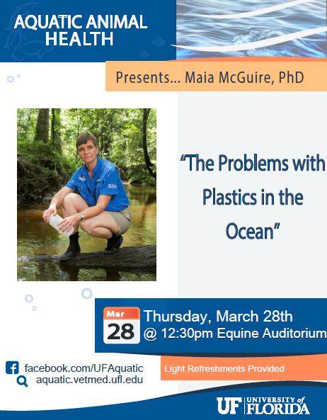 Maia McGuire seminar flyer