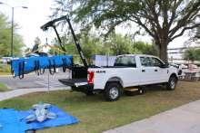 stranding hoist